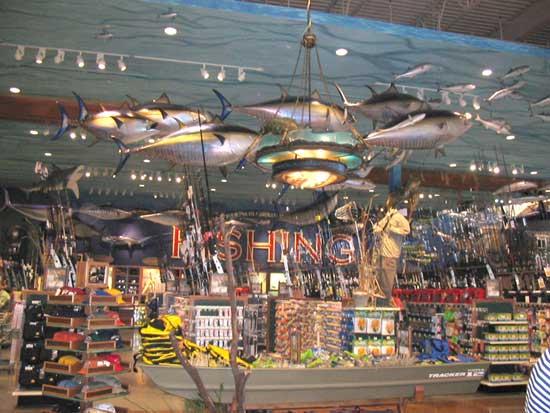 Bass Pro Shop North Myrtle Beach