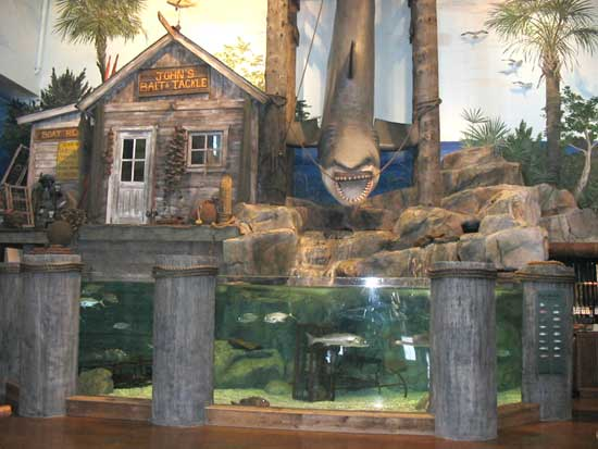 Myrtle beach sc sporting goods outdoor stores bass for Fish store denver