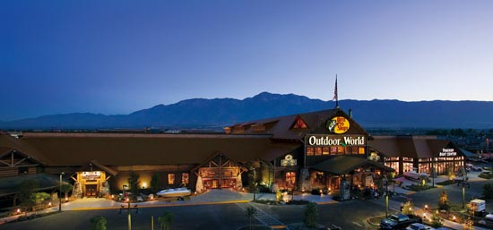 rancho cucamonga ca sporting goods outdoor stores bass pro shops
