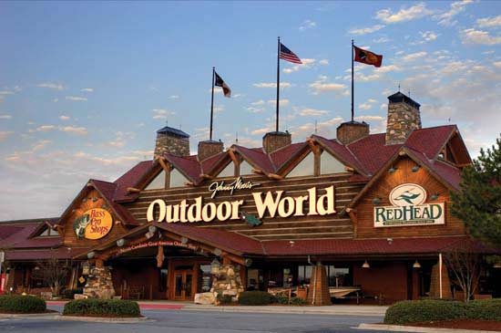 Concord NC Sporting Goods Outdoor Stores Bass Pro Shops