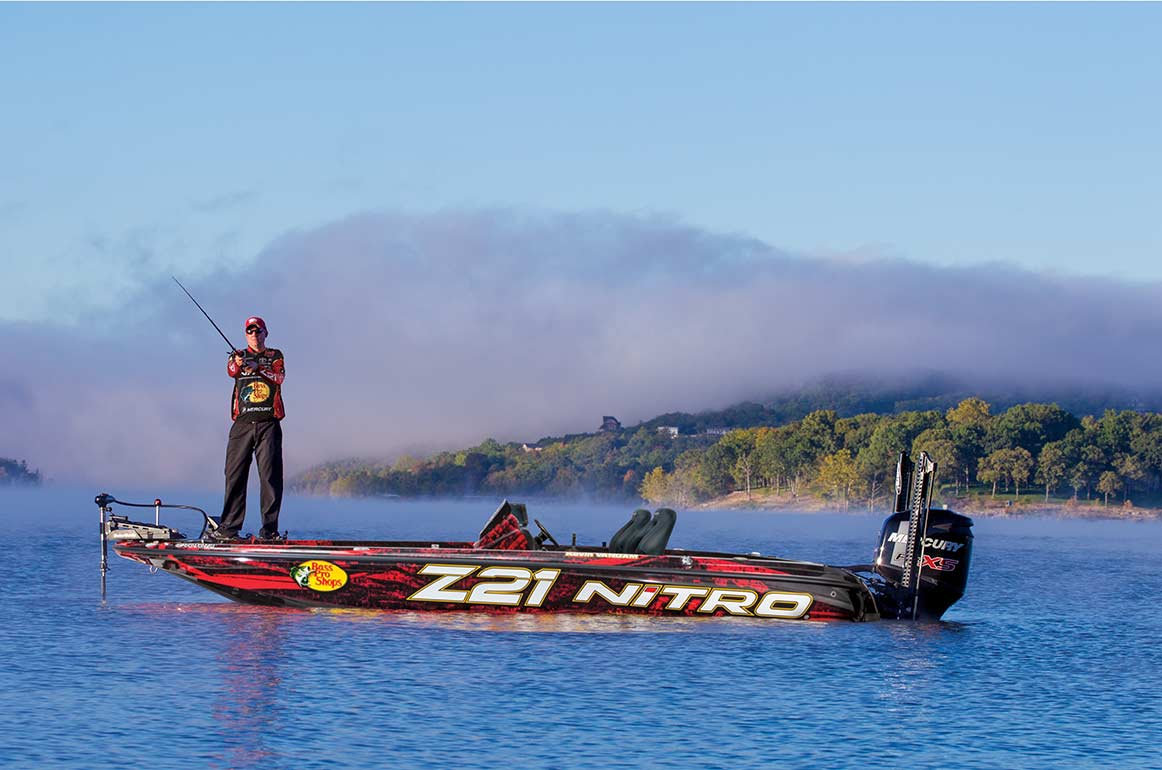 Nitro Performance Fishing Boats